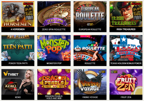 Agent Spins Casino Games