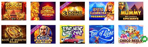 All Wins Casino Games