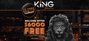 King Johnnie Casino Bonuses