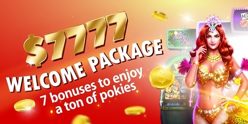 Pokies Parlour Casino Bonus