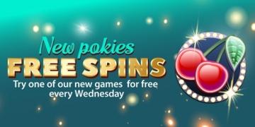 Pokies Parlour Free Spins