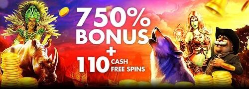 Spartan Slots Casino Bonuses