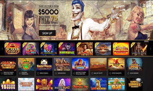 Wild Card City Casino Bonuses