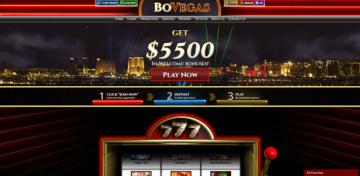 BoVegas Mobile Gaming