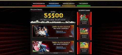 BoVegas Casino Bonus Codes and Promotions