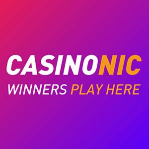 CasinoNic Review Logo