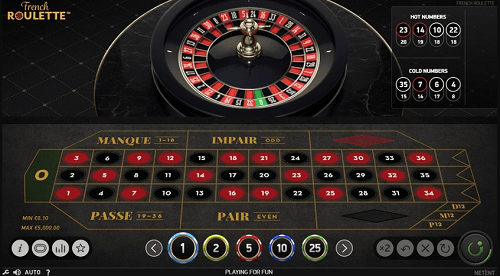 How to Play French Roulette Online