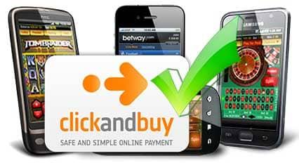 ClickandBuy Gambling Sites