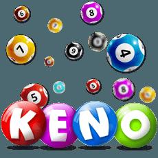 Play at keno online casino