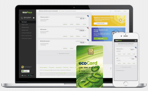 ecoPayz accepting casino sites