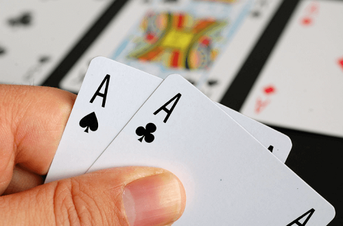 Best poker hand to start with