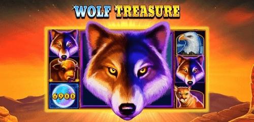 Wolf Treasure Slot Review